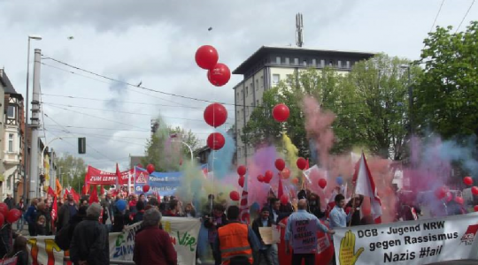 Demo in Gelsenkirchen